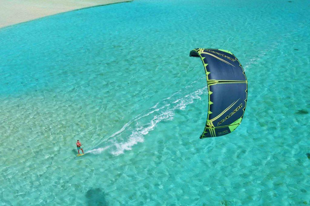 Extreme Sport: Kitesurfing