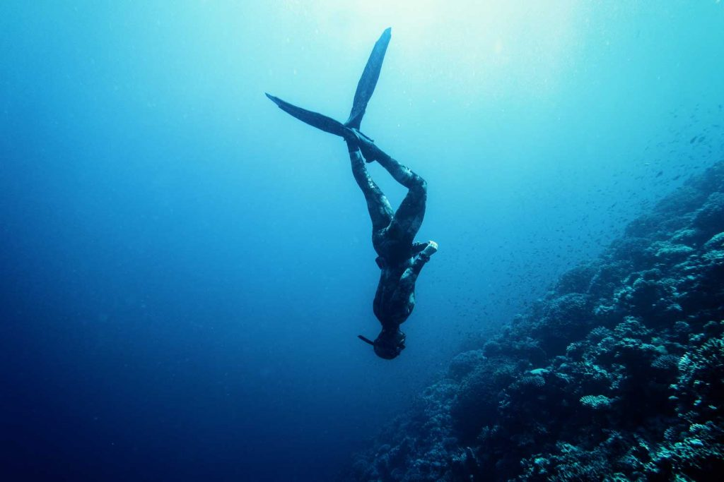 Extreme Sport: Freediving