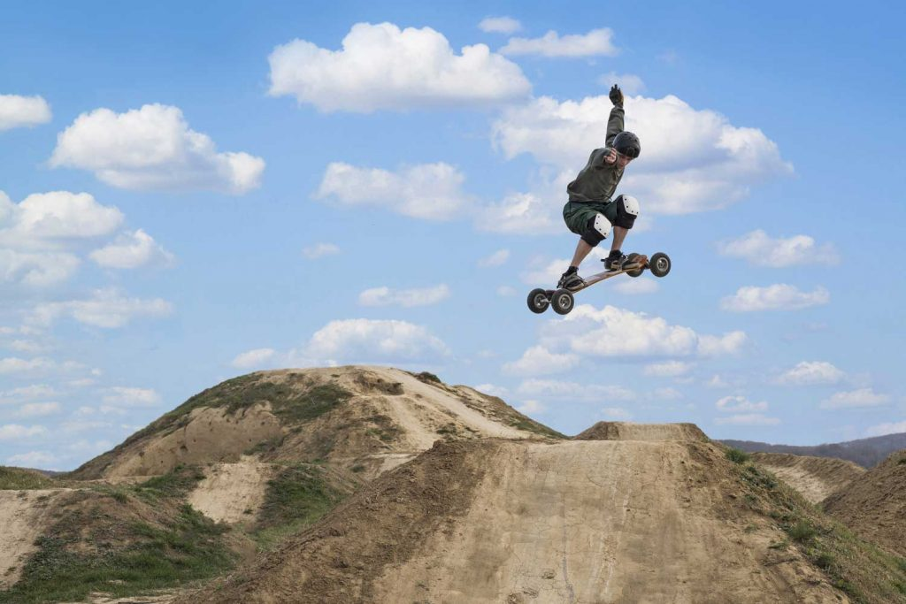 Extreme Sport: Mountainboarding
