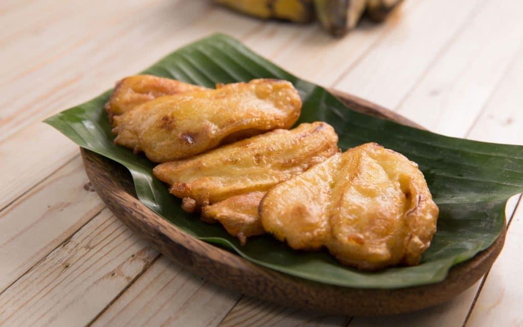 Indonesian Dessert: