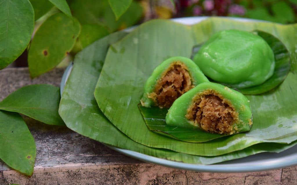 Indonesian Dessert: Kue Bugis