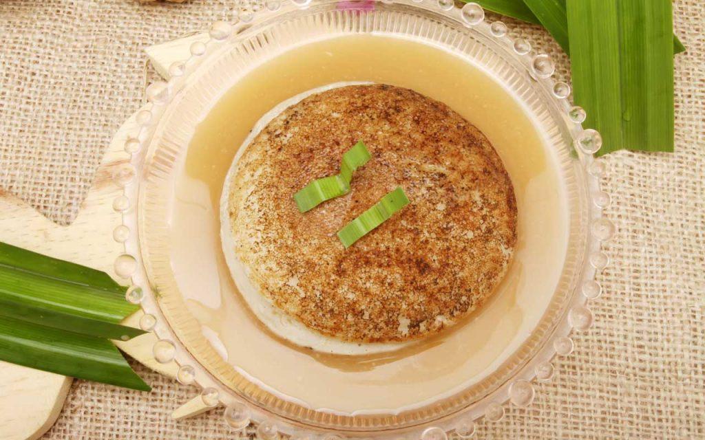 Indonesian Dessert: Serabi Solo