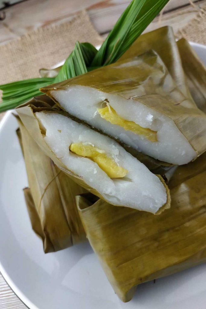 Indonesian Dessert: Nagasari