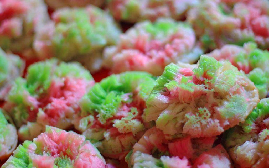 Indonesian Dessert: Carabikang