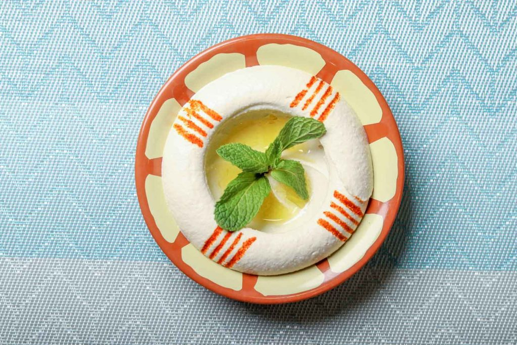 Lebanese Food: Hummus – Chickpea Dip