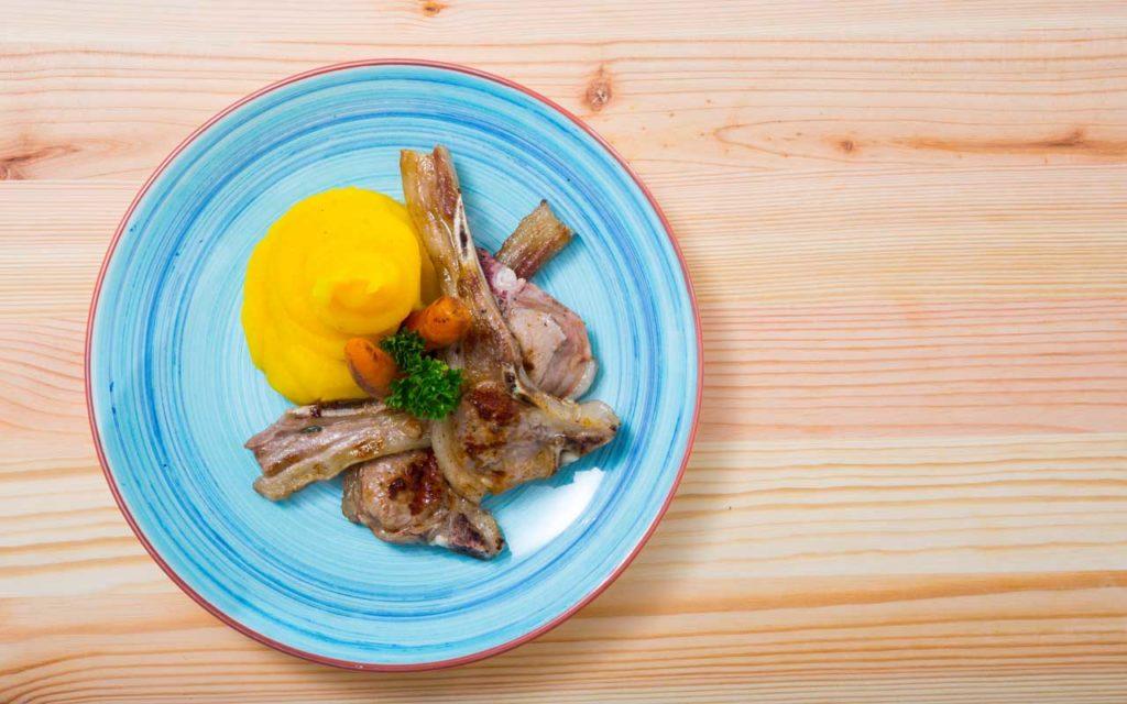 Norwegian Food: Pinnekjøtt – Dried Lamb Ribs