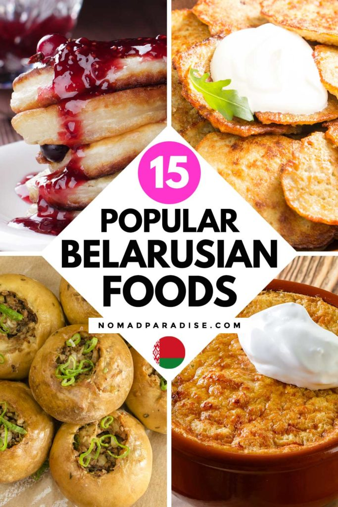 15 Popular Belarusian Foods