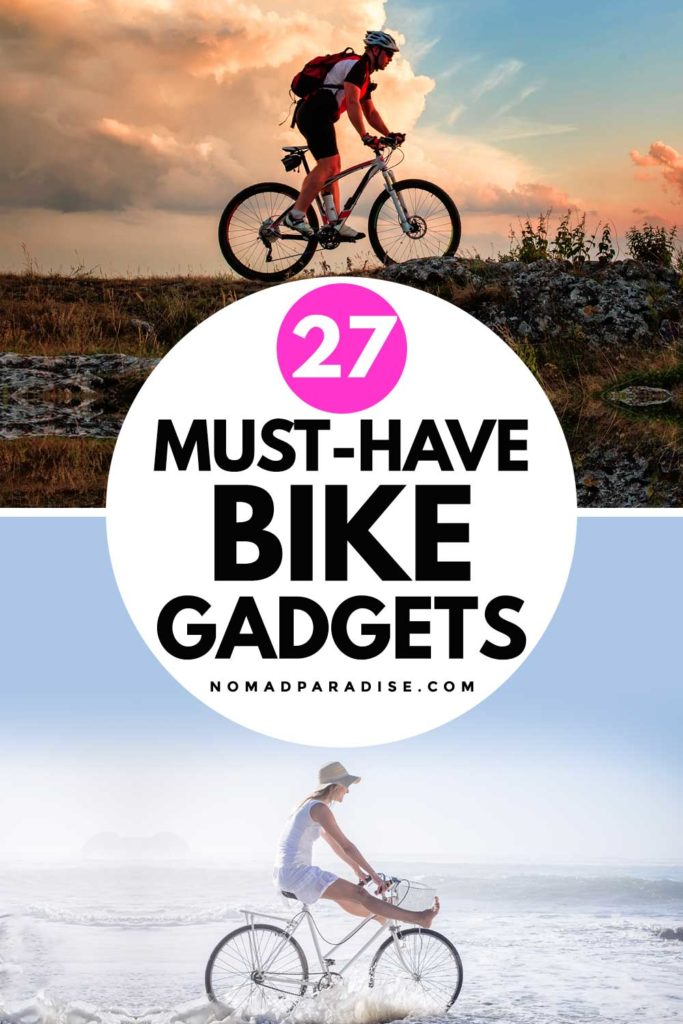 27 Must-Have Bike Gadgets