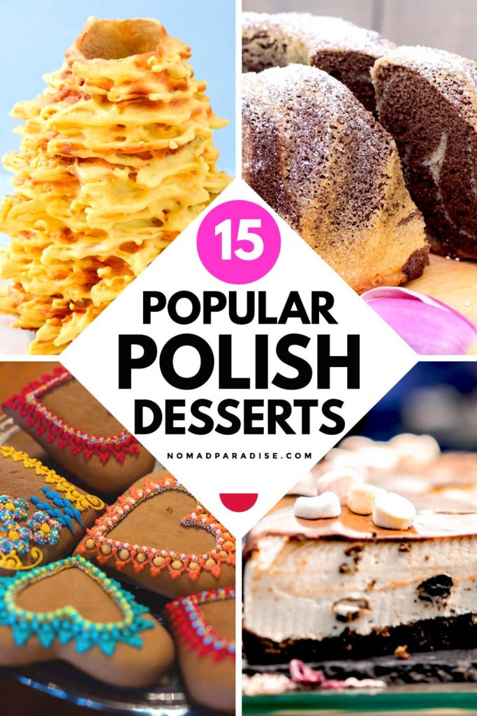 15 Popular Polish Desserts