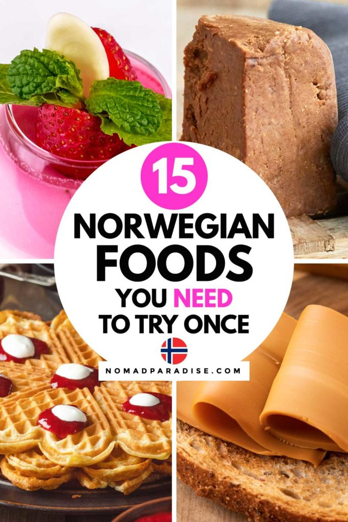 15 Norwegian Foods You Need to Try Once