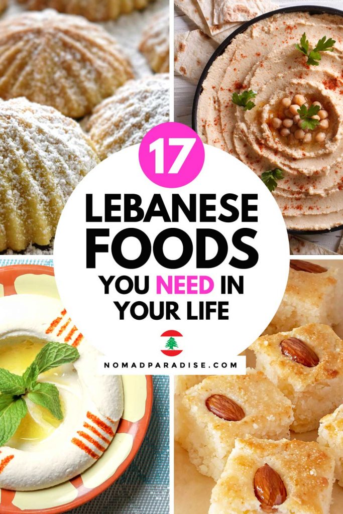 17 Lebanese Foods You Need in Your Life