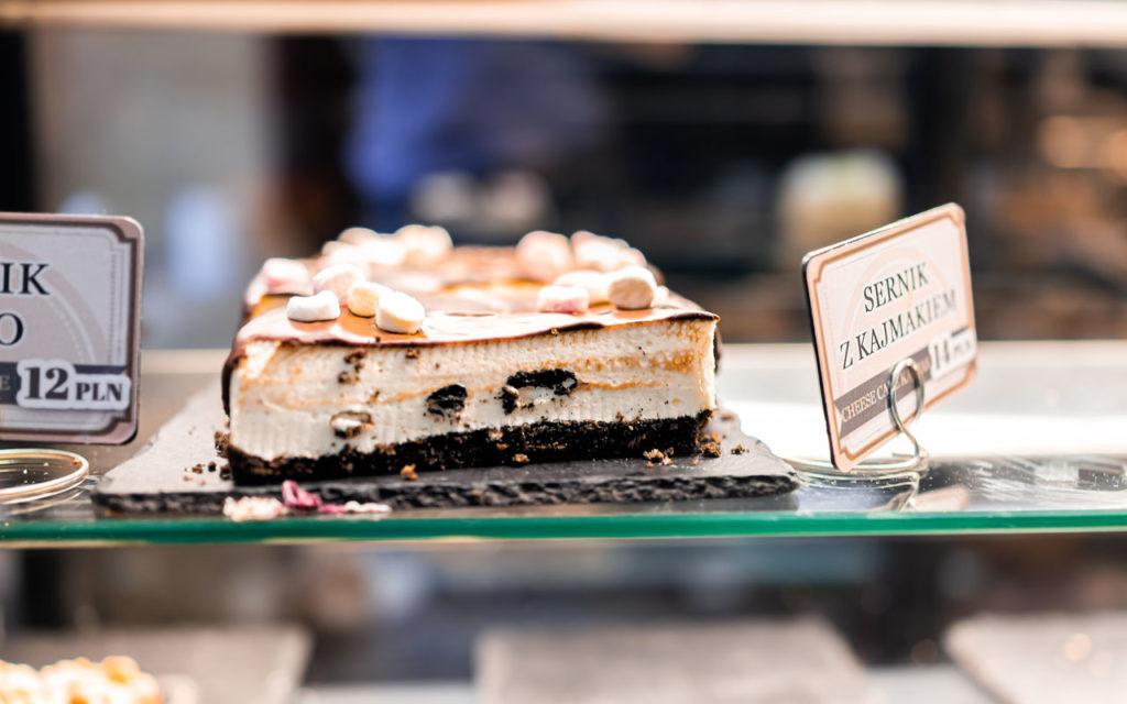 Polish Dessert: Sernik – Polish Cheesecake