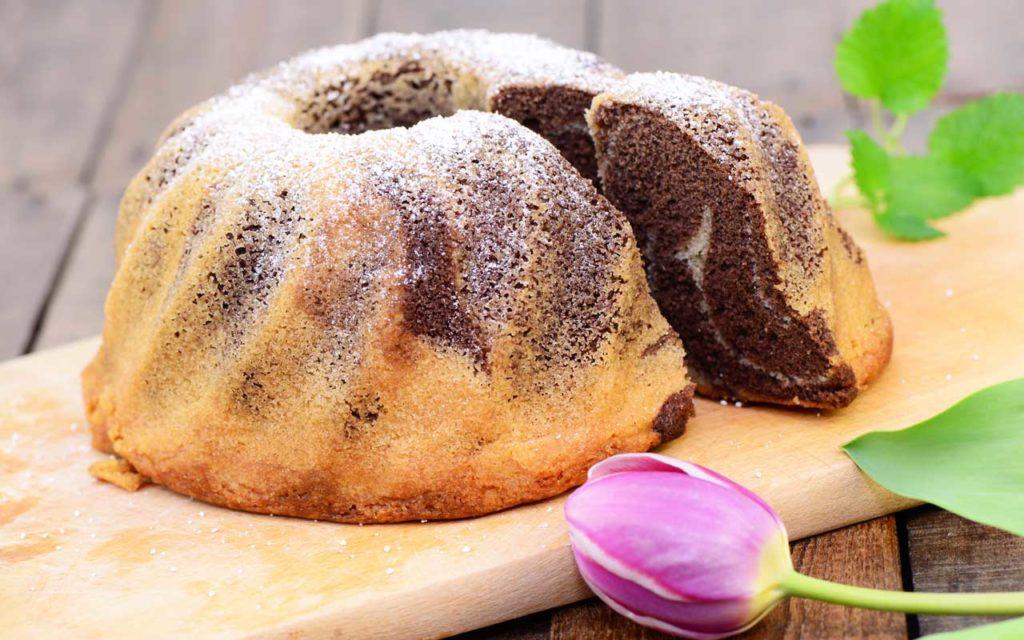Babka Piaskowa – Polish Bundt Cake