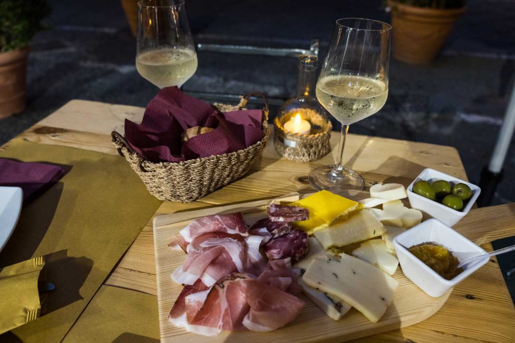 Sicilian Food and Drink: Aperitivo