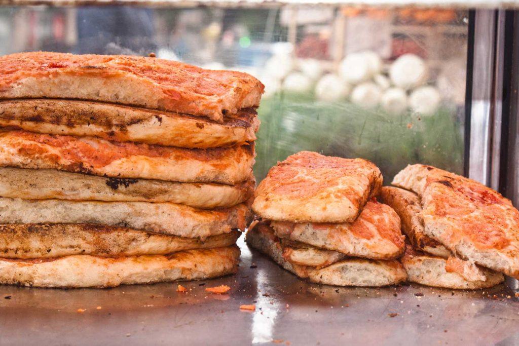 Sicilian Food: Sfincione
