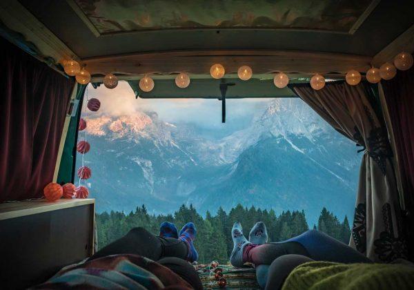 Van Life View