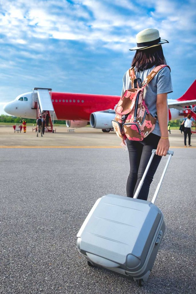 carry-on essentials for comfortable flying