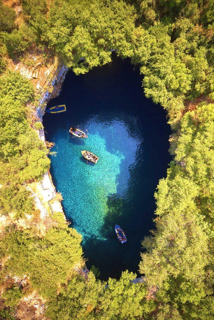 Greek island: Kefalonia