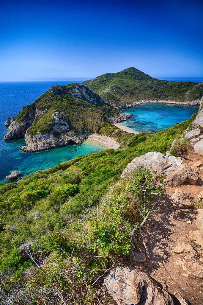 Greek island: Corfu