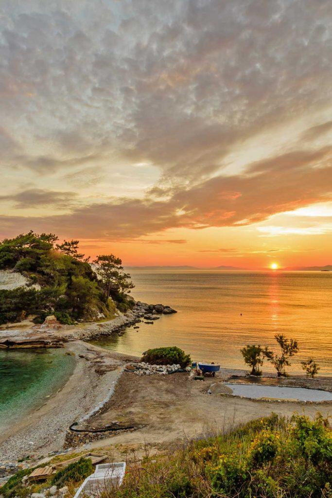 Greek island: Samos