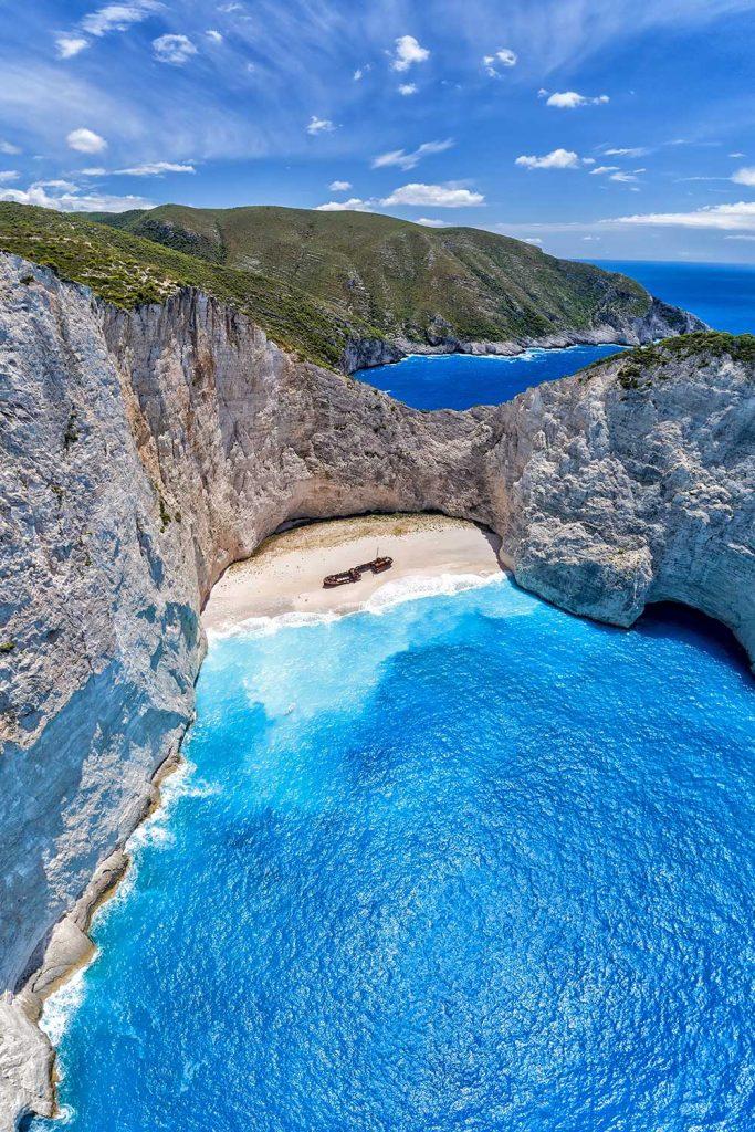 Greek island: Zakynthos