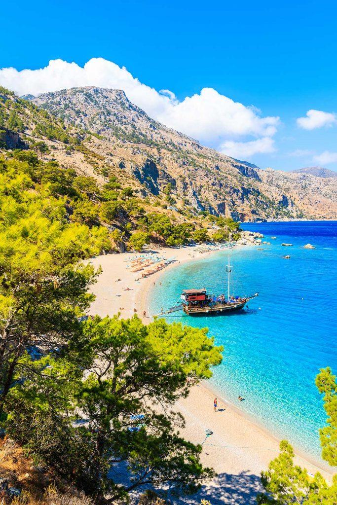 Greek island: Karpathos