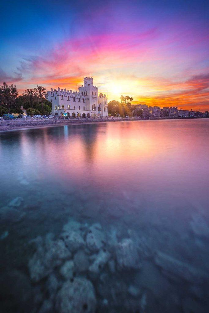 Greek island: Kos