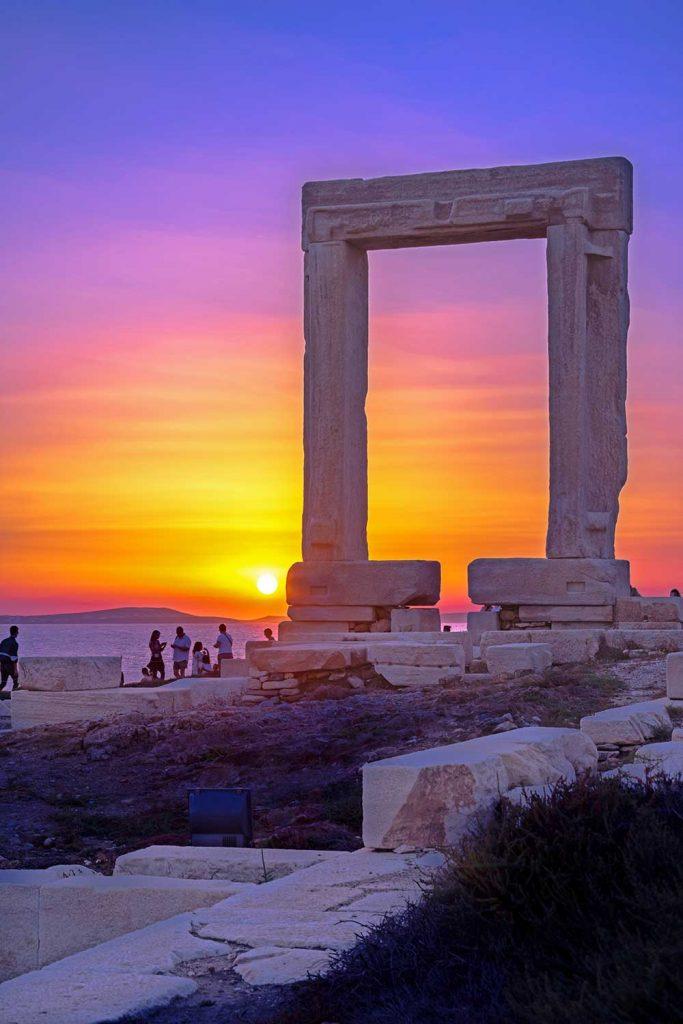 Greek island: Naxos