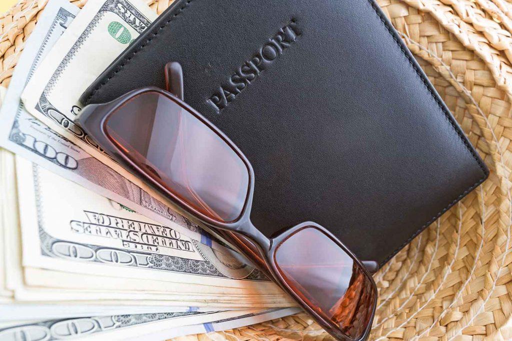 best leather passport wallets