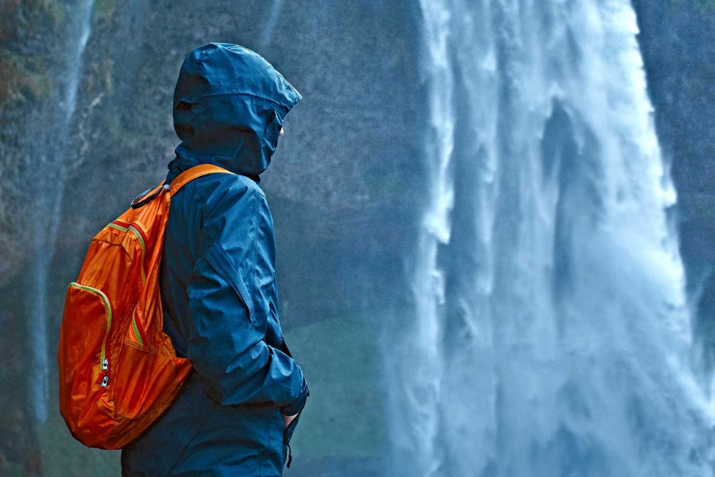The Difference Between Waterproof and Water-Resistant backpacks