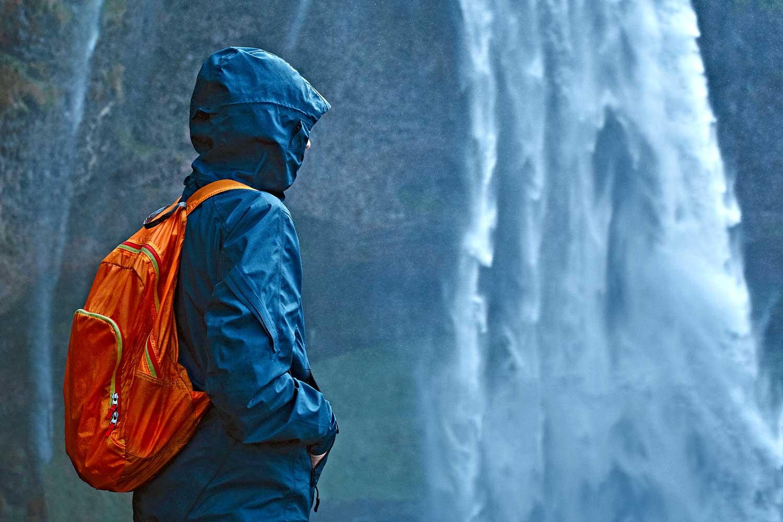 best waterproof backpack and water resistant backpack