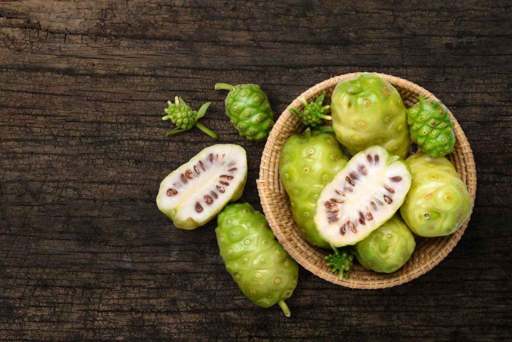 Asian fruit: Noni