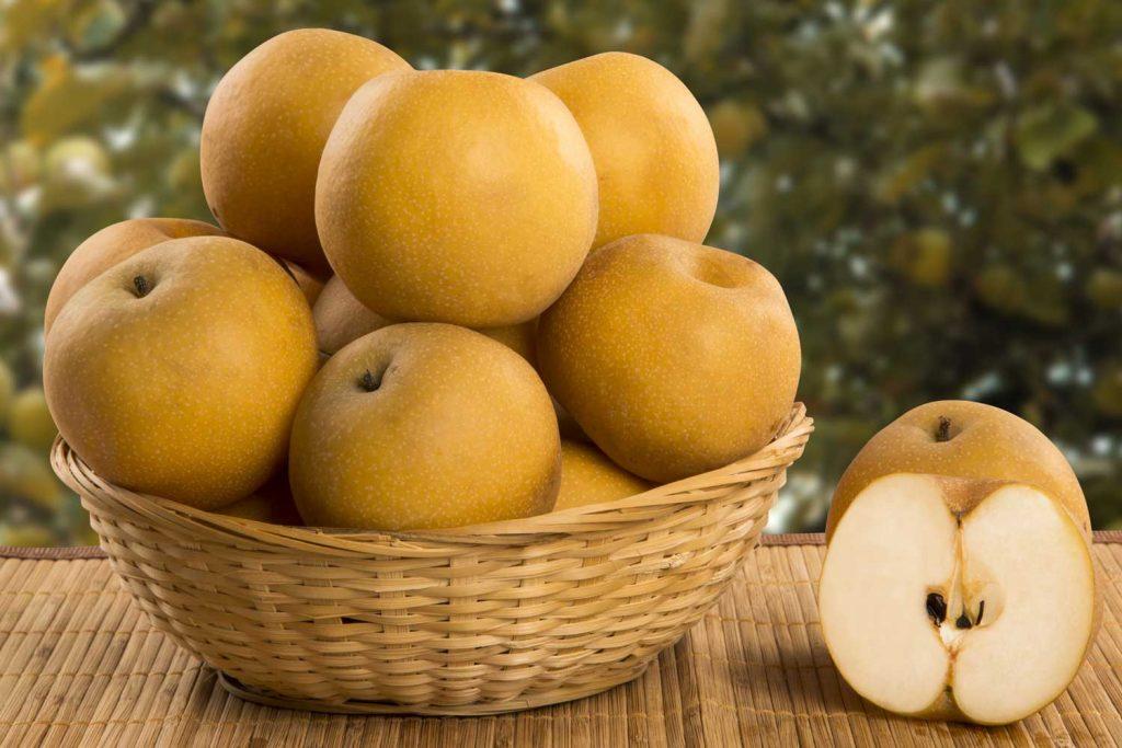 Asian fruit: Asian Pear