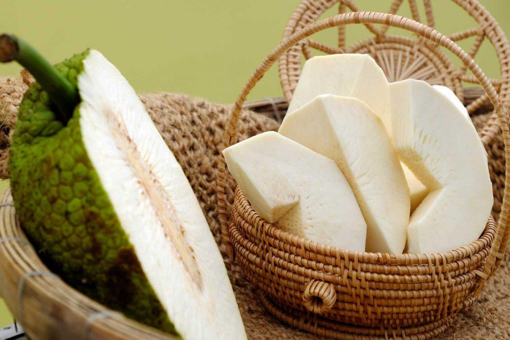 Asian fruit: Breadfruit