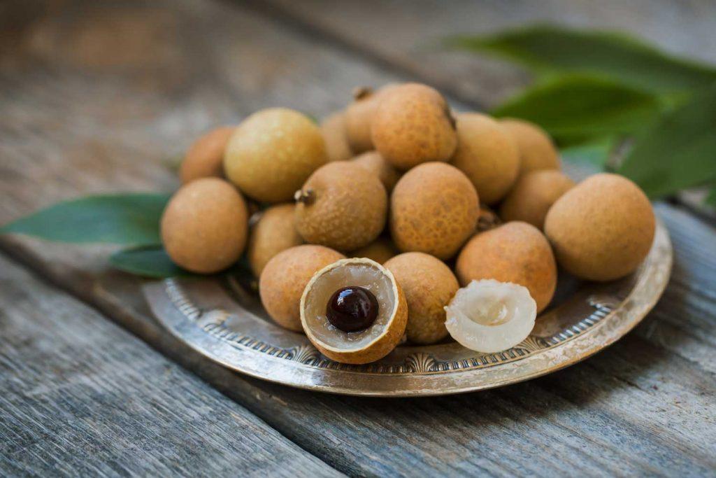 Asian fruit: Longan