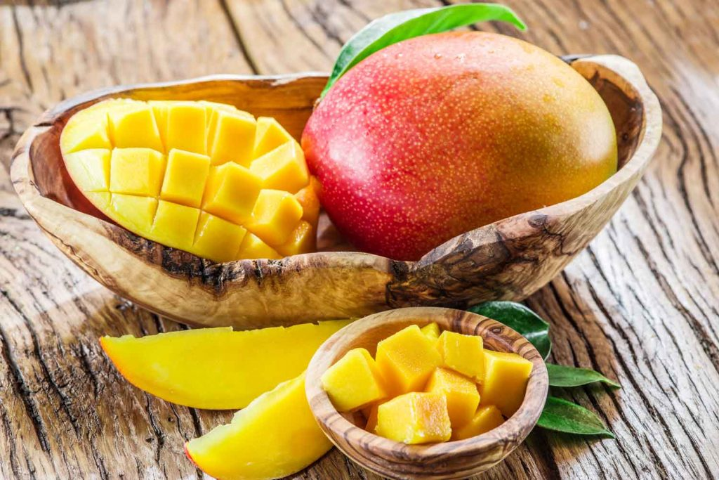 Asian fruit: Mango