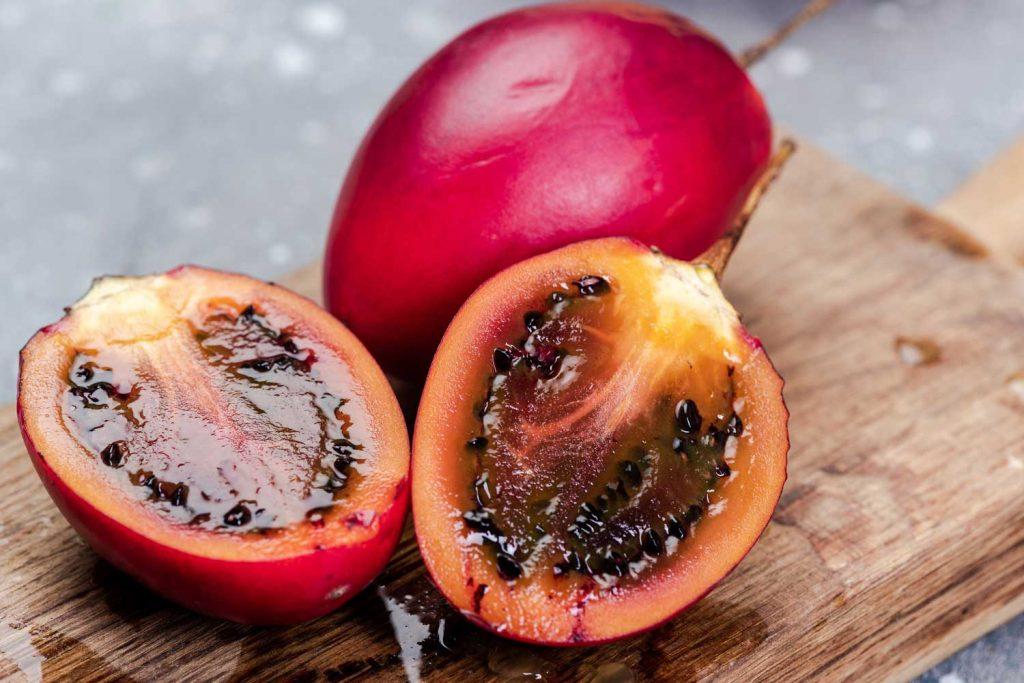 Asian fruit: Tamarillo