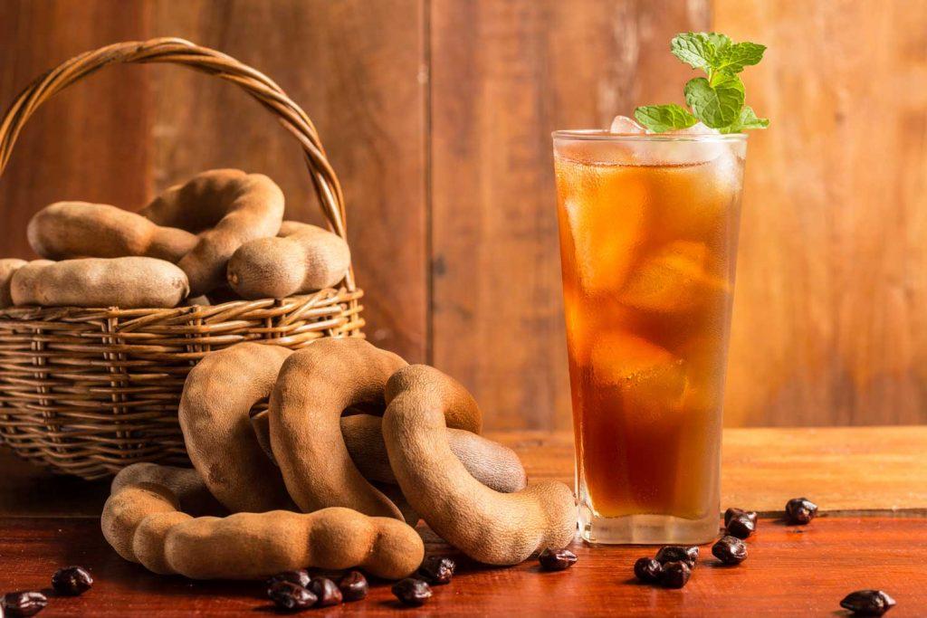 Asian fruit: Tamarind