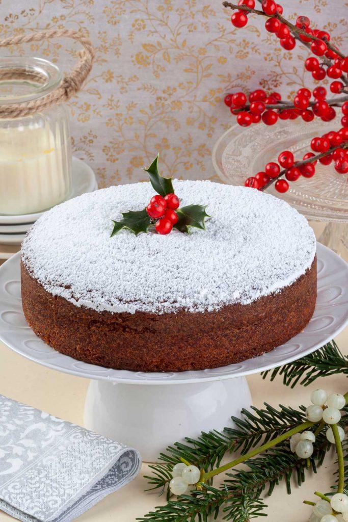Greek Desserts: Vasilopita (Cake) – Βασιλόπιτα