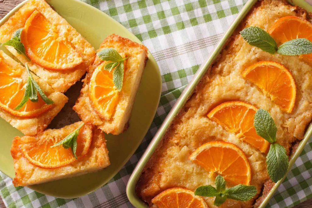Greek Desserts: Portokalopita (Orange Cake) – Πορτοκαλόπιτα