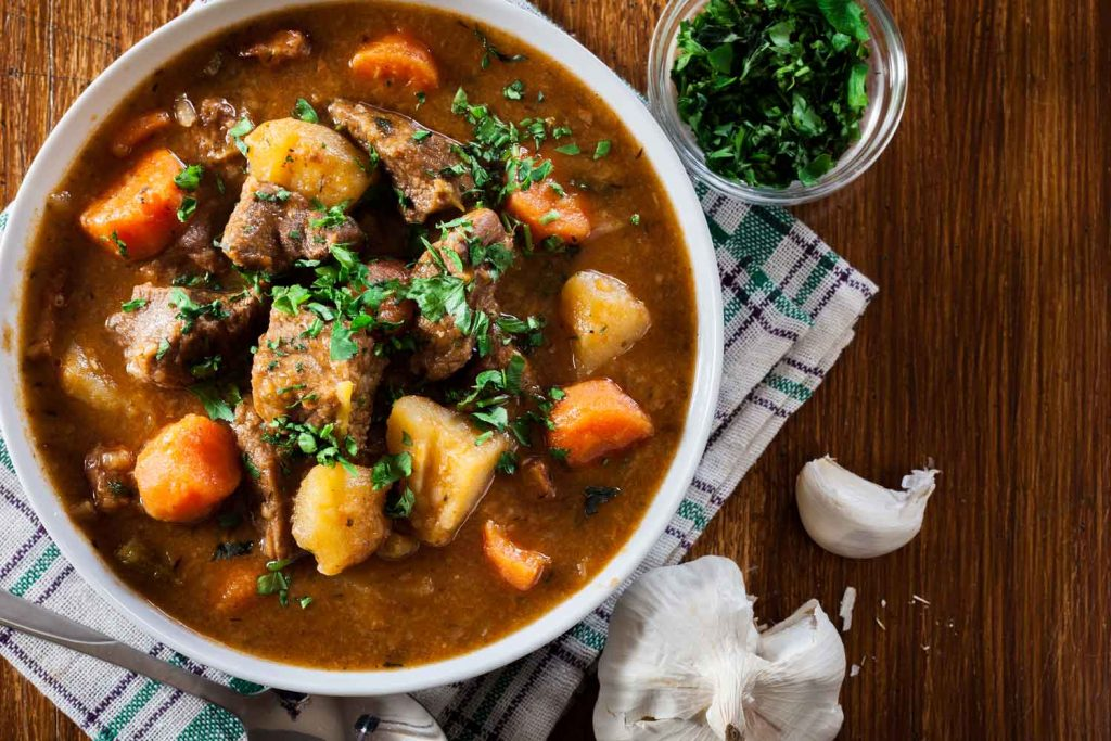 Irish food: Irish Stew