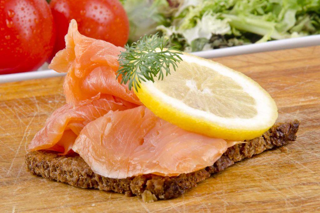 Irish food: Smoked Salmon