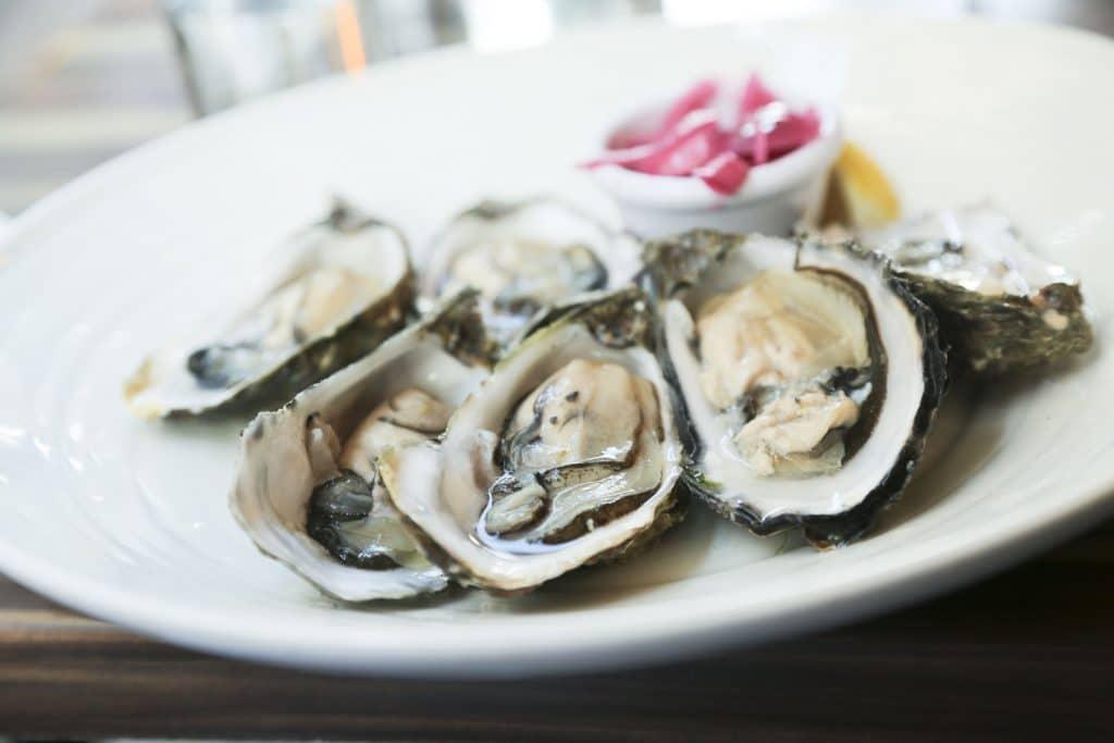 Irish food: Oysters
