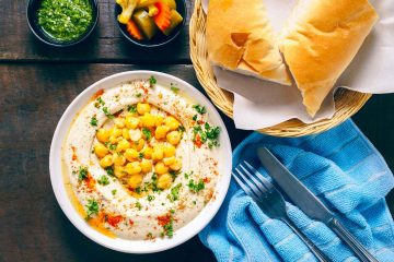 15 Foods You Need to Try in Israel