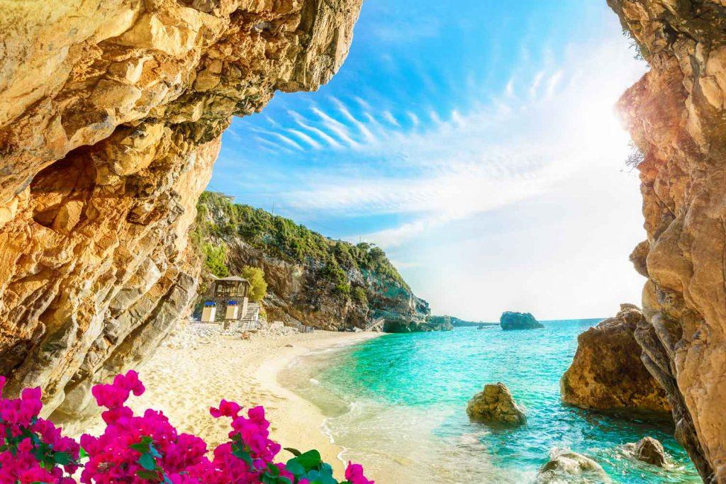Mediterranean Island: Corfu