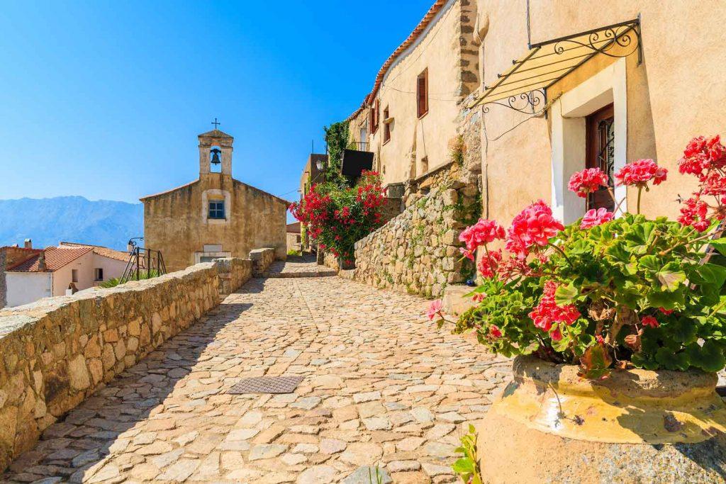 Mediterranean Island: Corsica