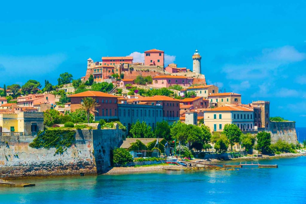 Mediterranean Island: Elba