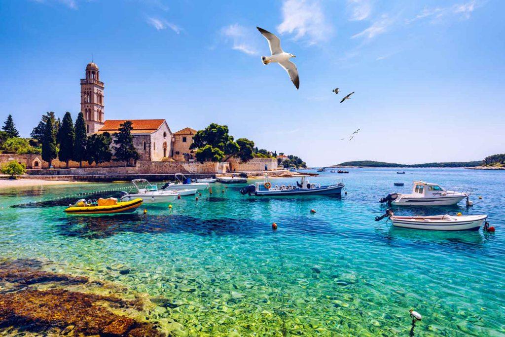 Mediterranean Island: Hvar