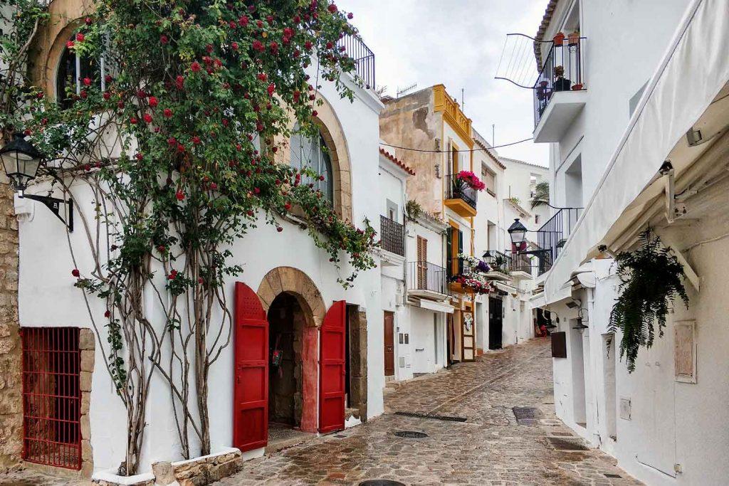 Mediterranean Island: Ibiza