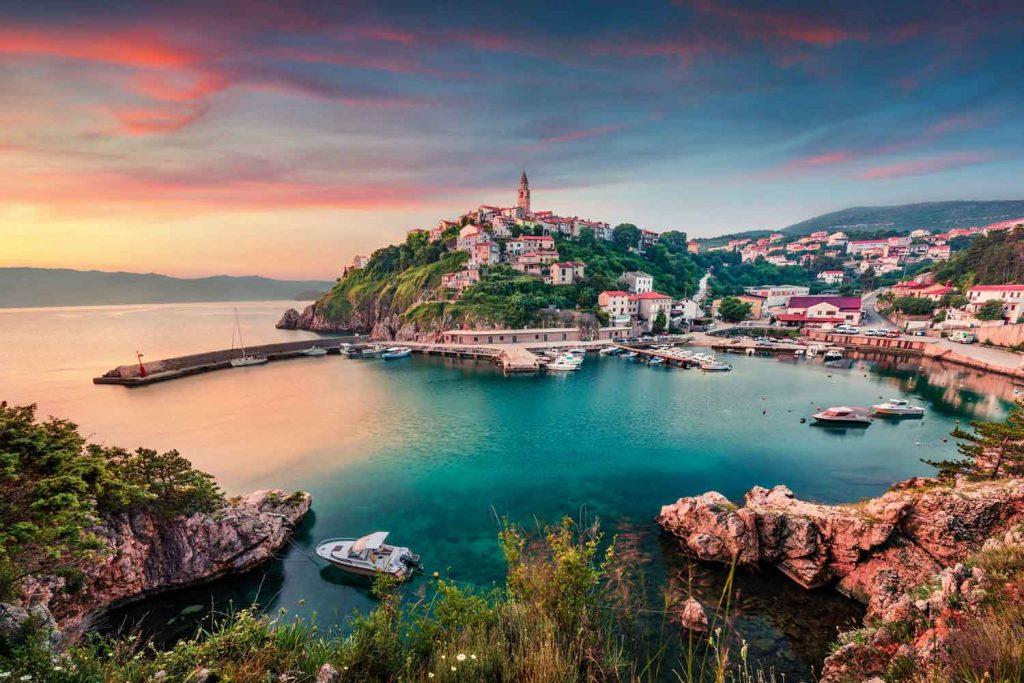 Mediterranean Island: Krk